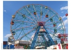 Photo ferris wheel