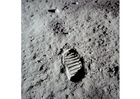 Photos first steps on moon