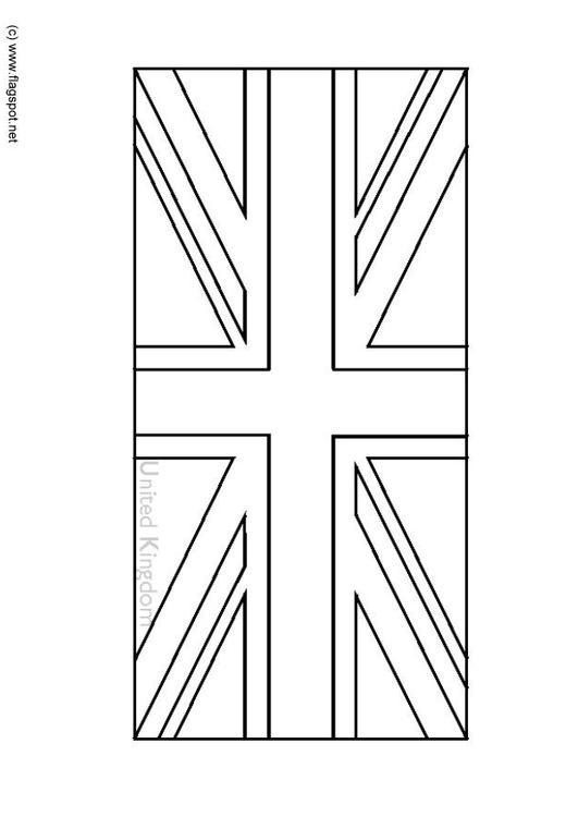 Kleurplaten Van Engelse Vlag.Engelse Vlag Kleurplaat Frben Malvorlagen And Fhnchen On Pinterest