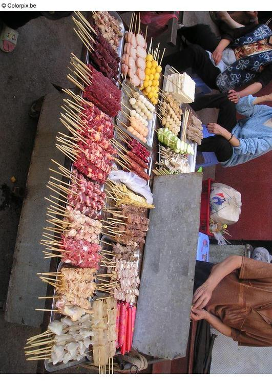 food stand, Peking