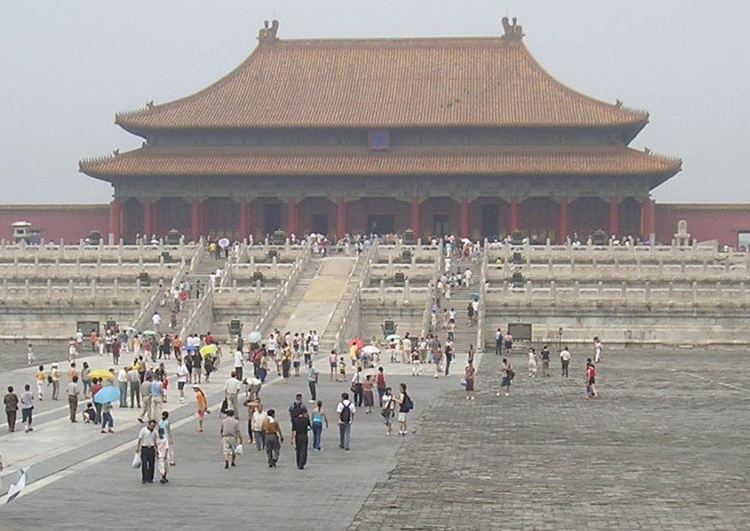 Photo Forbidden City