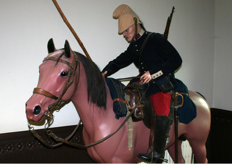 Photo French Cavalry