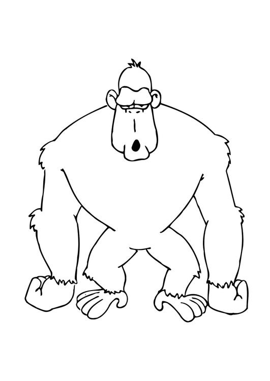 Animal Printable Coloring Pages | Printable Coloring Pages