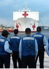 Photo hospital ship