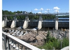 Photo Hydroelectric dam