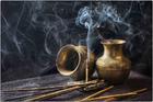 Photo incense