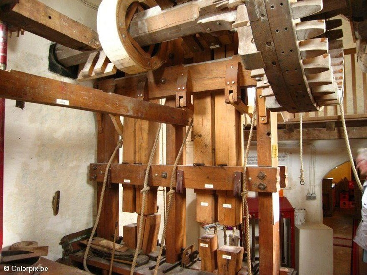 Photo interior mill