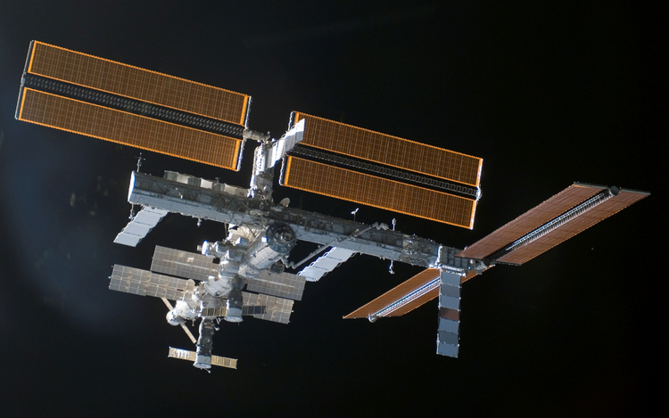 Photo international space station