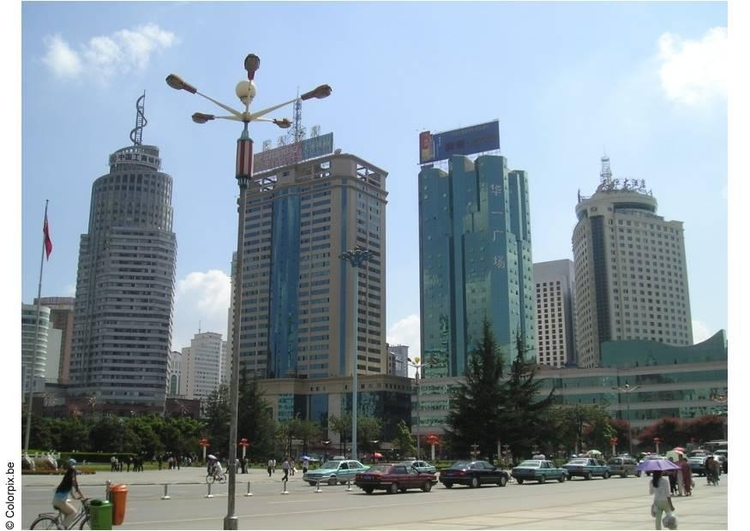 Photo Kunming City