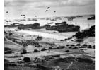 landing at Omaha Beach, Normandy