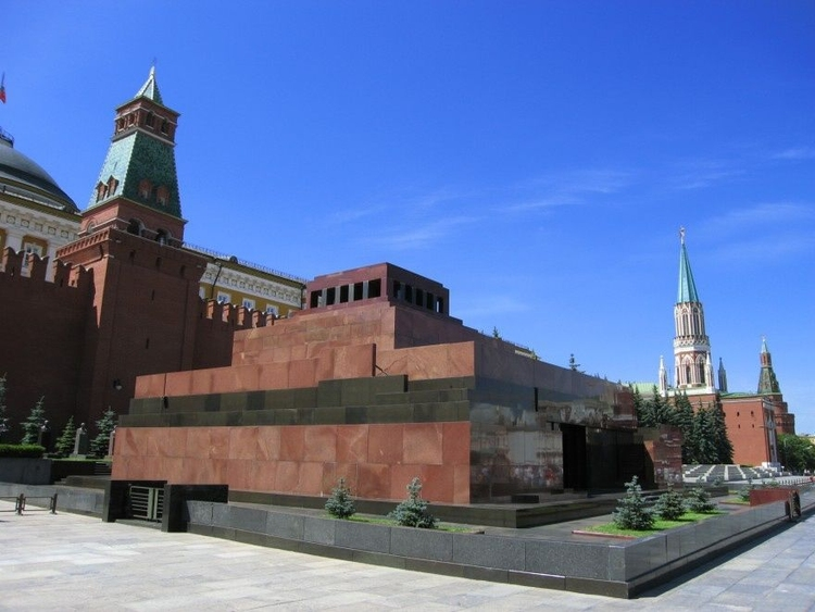 Photo Lenin Mausoleum