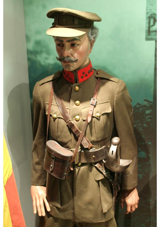 Luitenant general in Belgian Army