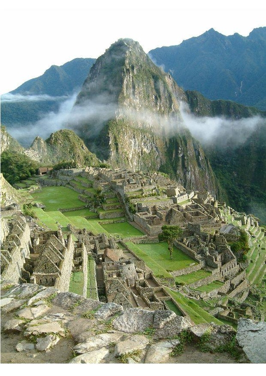 Photo Machu Picchu 2