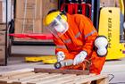 Photo manual labourer