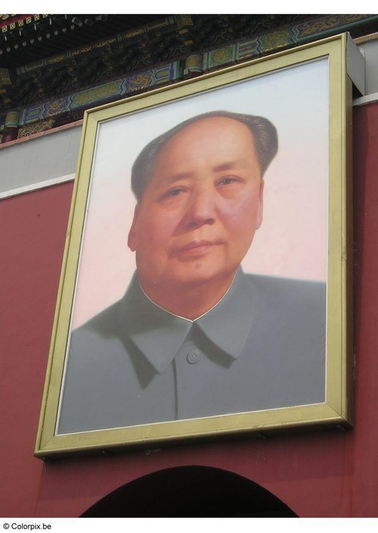 Photo Mao Zedong
