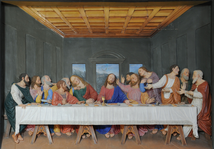 Photo Maundy Thursday - Last Supper