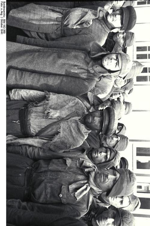 Mauthausen concentration camp - Russian Prisoners of War (2)