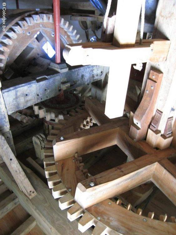 mill mechanism