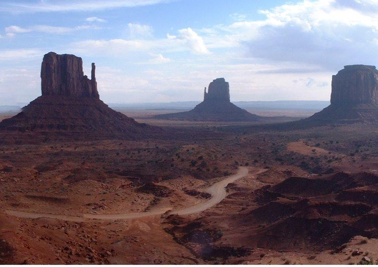 Photo Monument Valley, Arizona