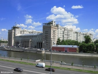 Photo Moscow bank
