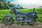 Photos motorcycle - Honda