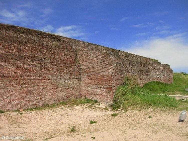 Photo Napoleon Fortress Ostend