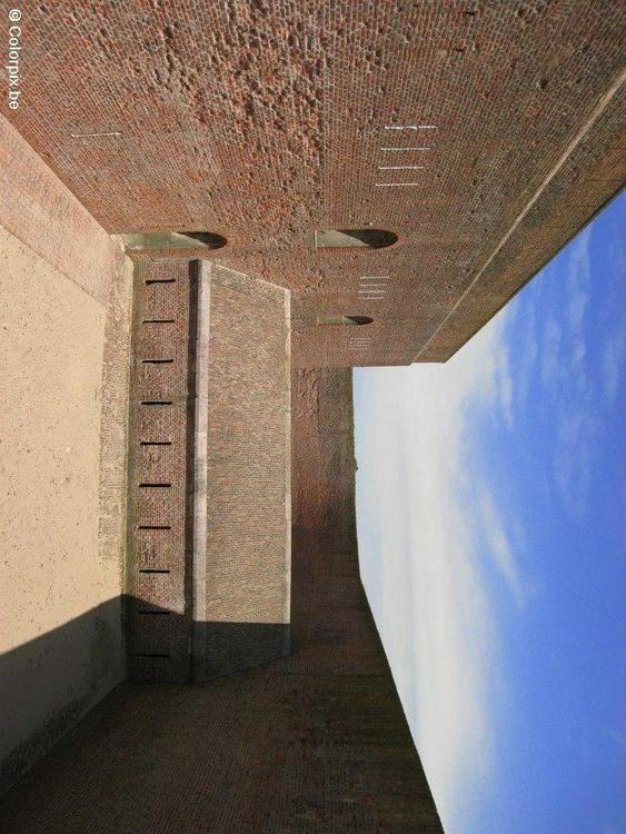 Napoleon Fortress Ostend