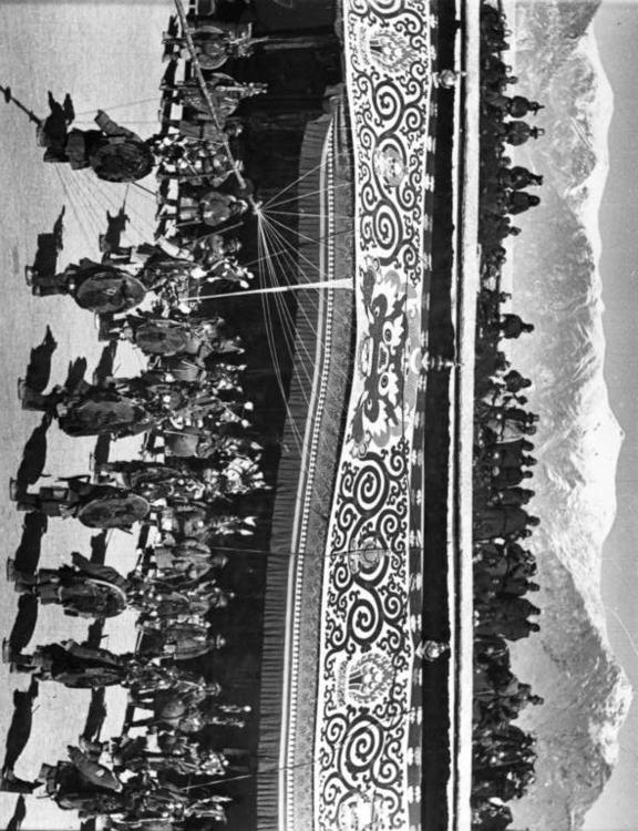 New Year in Tibet 1938