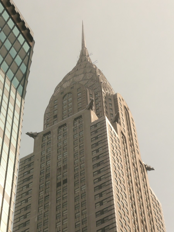 Photo New York - Chrisler Building