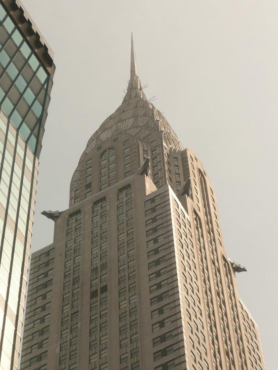 New York - Chrisler Building