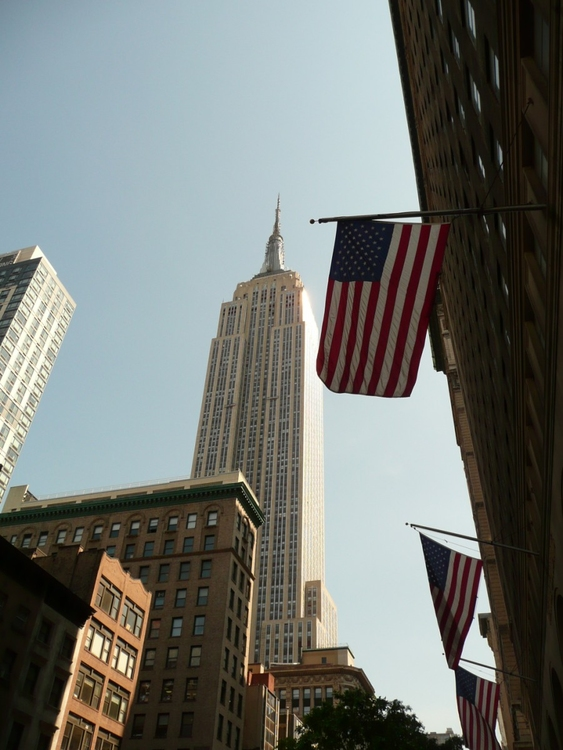 Photo New York - Empire States building