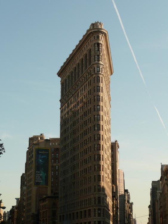 New York - Flat Iron Building