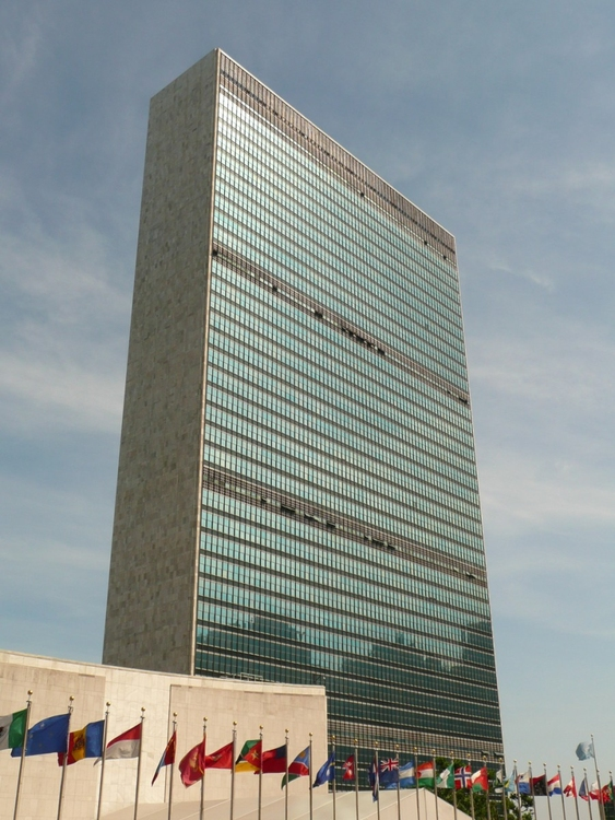 Photo New York - United Nations