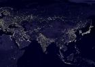 Photo night image Earth, Area 5