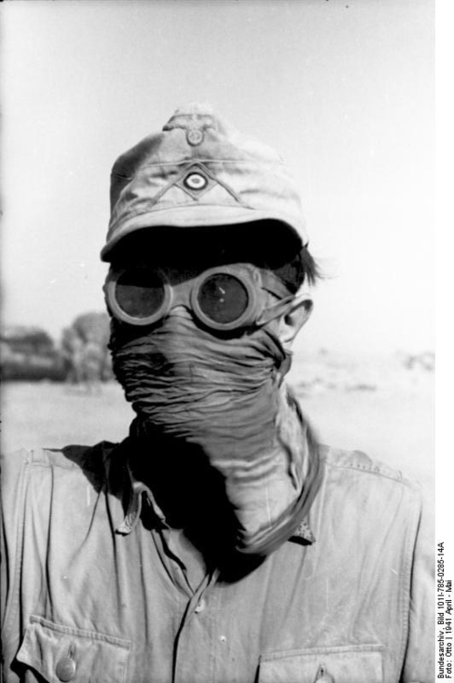 Photo North-African Corps - Soldier