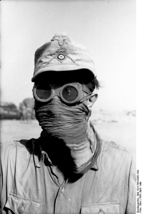 North-African Corps - Soldier