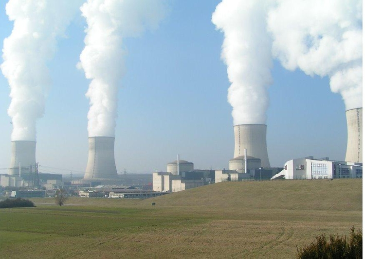 Photo Nuclear power station