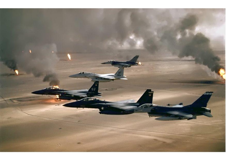 Photo Operation Desert Storm