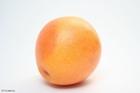 Photo pink grapefruit