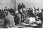 Photo Poland - Ghetto Warsaw - men are waiting