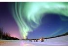 Photo polar light - northern lights