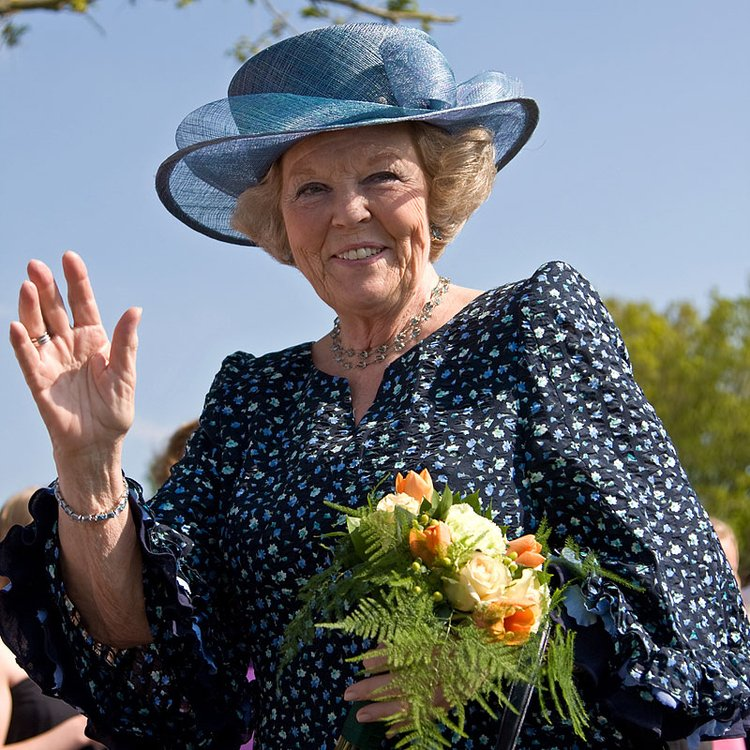 Photo Queen Beatrix