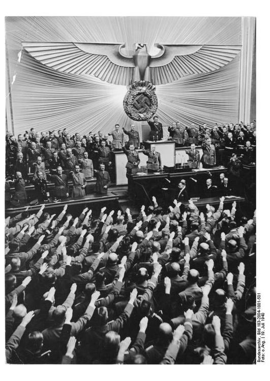 Reichstag Meeting
