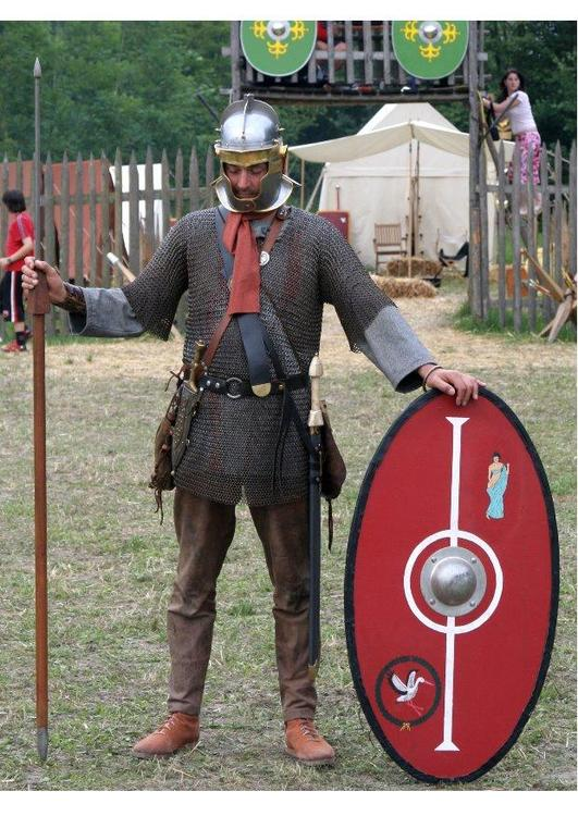 roman soldier around 175 a.c.