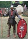 Photo roman soldier around 175 a.c.