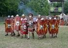 Photo roman soldier around 70 a.c.