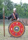 Photo roman soldier end of third century