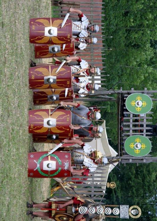 roman soldiers around 70 a.c.