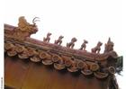 Photo roof detail, Forbidden City