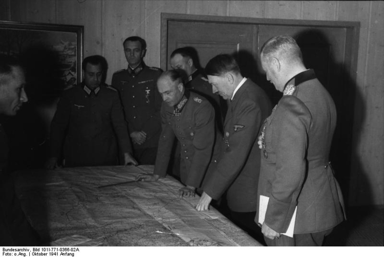 Photo Russia - meeting with Hitler